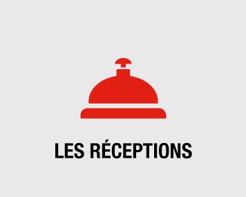 Les réceptions | Boucher Charcutier Traiteur | Fred réception | Région lilloise